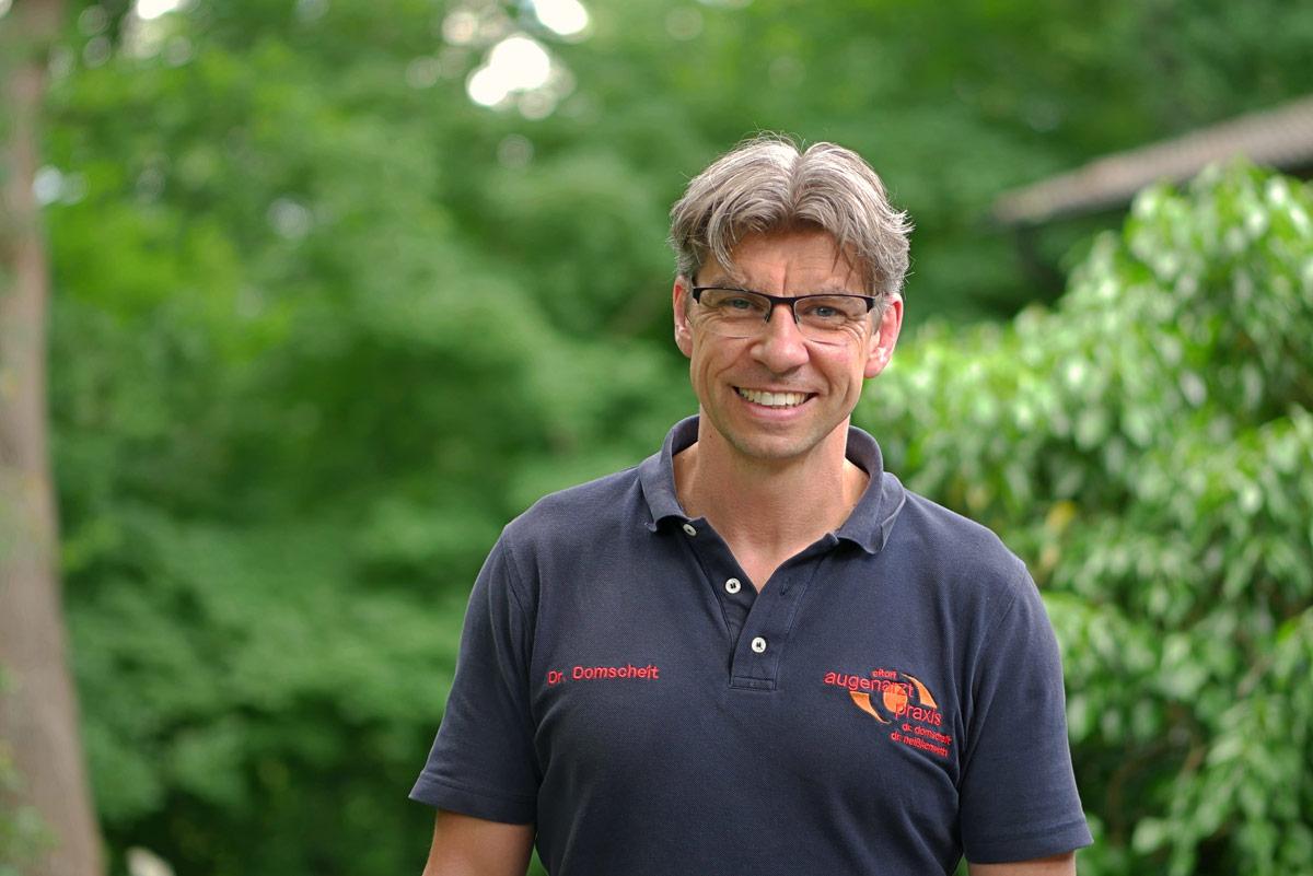 Dr. med. Domscheit